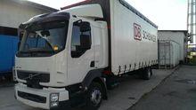 2007 VOLVO FL6 240 tilt truck