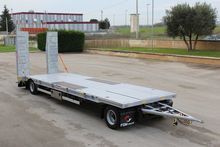 FGM 20 AF low loader trailer