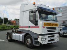 2002 IVECO Stralis 430 tractor