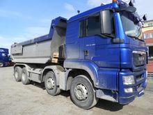 2013 MAN TGS 41.480 dump truck