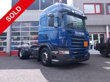2011 SCANIA G400 LAMNA ADR ONLY