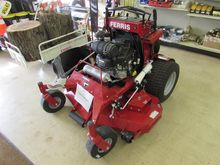 2016 Ferris Zero-Turn Mower SRS