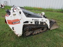 2007 BOBCAT MT52 SKID STEER SKI