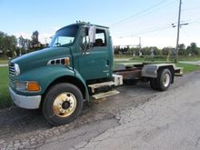 2001 FORD STERLING CAB & CHASSI