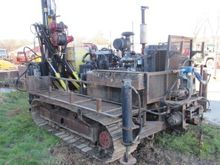DRILL RIG HETAGER TRACK MOUNTED