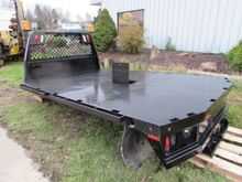 FLATBED 11 FT 6 IN. KNAPHEIDE M