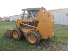 2005 CASE 445 SKID STEER SKID L