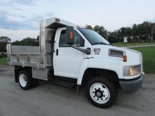 2005 GMC C4500 TRUCK W/ NEW ALU