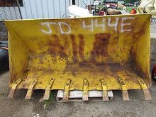 JOHN DEERE 444E WHEEL LOADER 92