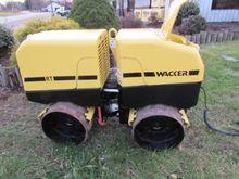 2008 WACKER TRENCHER ROLLER RT8