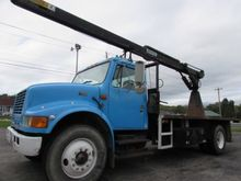 1997 INTERNATIONAL MD 4700 TRUC