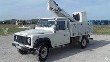 Land Rover Defender 130 Movex P