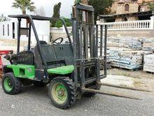 Piquersa - Ca-1500 T4 4x4 Carre