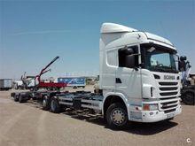 Scania G420lb