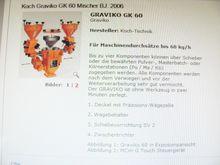 Used Koch Graviko GK