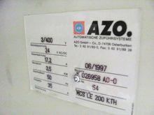 Azo LE 200 dryairdryer 200 m³/