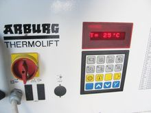 Arburg hotair dryer  Thermolift