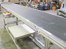 Horizontal conveyor  4000x680mm