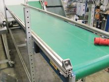 Horizontal conveyor  5000x600mm