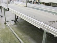 Horizontal conveyor  4000x600mm