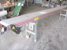 Horizontal conveyor Wittmann