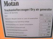 Motan dryairdryer MDC 200    20