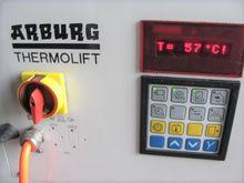 Arburg Thermolift dryair dryer