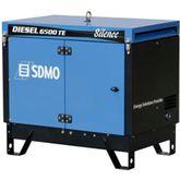 Diesel 6500 TE silence SDMO Str