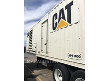 2010 Caterpillar APS1000 Genera