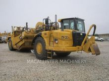2012 Caterpillar 627H Self-prop
