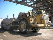 1996 Caterpillar 637 Self-prope
