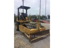 2008 Caterpillar CP433E Padfoot