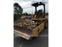 2006 Caterpillar CP433E Padfoot