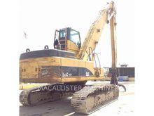 2005 Caterpillar 345 C MH Track
