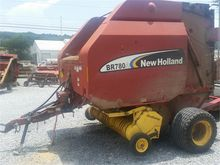 2007 NEW HOLLAND BR780A