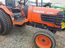 Used 2008 KUBOTA B78