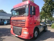 2008 DAF FT XF 105.410