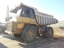 1982 CATERPILLAR DUMPER 769C
