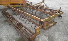 GRAYS 3M LEVELLING MULTI HARROW