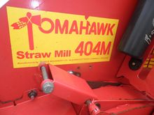 TEAGLE 404M STRAW MILL, NEW IN