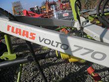 2012 CLAAS VOLTO 770 TEDDER