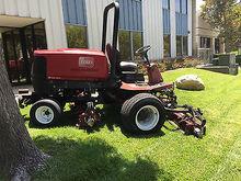 Toro Lawn Tractor Reelmaster 65