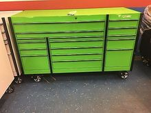 Snap On Tool Cart Roll Cab, Tri