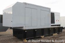Detroit 572RSL2045AP450W 600 kW