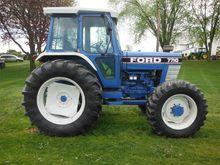 Used 1991 FORD 7710