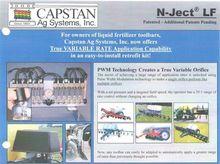 2011 Capstan 12 Row N-Ject LF S