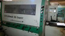 WEINIG P26 S SUPER MOULDER MOUL