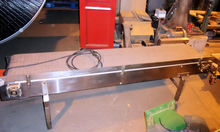 Stainless Steel Conveyor with 1