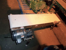 Stainless Steel Conveyor with p