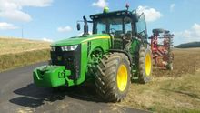 2016 John Deere 8270R Farm Trac